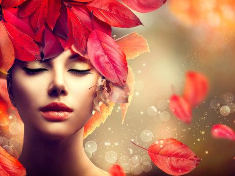 Beauty natural makeup consultation