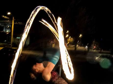 Poi/Fire Spinning Lessons