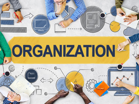 Home or office organization