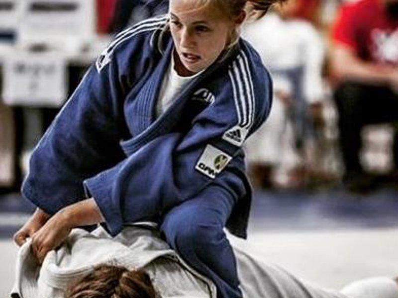Judo Lessons Matt Scheib Simbi