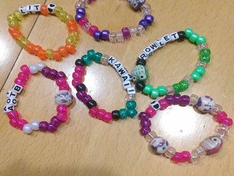 Random Kandi Bracelet