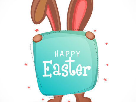 Personalised Easter Card Design