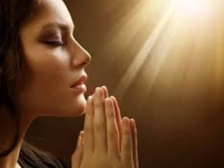 Let me pray for you.