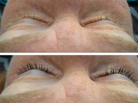 Facials, waxing, lash/brow tinting