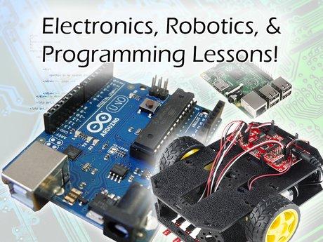 Robotics and Electronics Tutoring