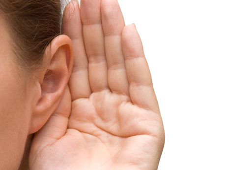 Empathetic ear for listening