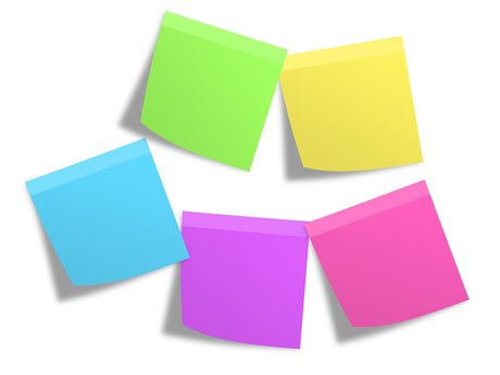 Printable Sticky Note Templates