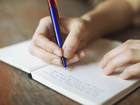 Romantic/appreciative letter