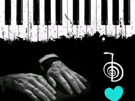 Create a unique healing piano song