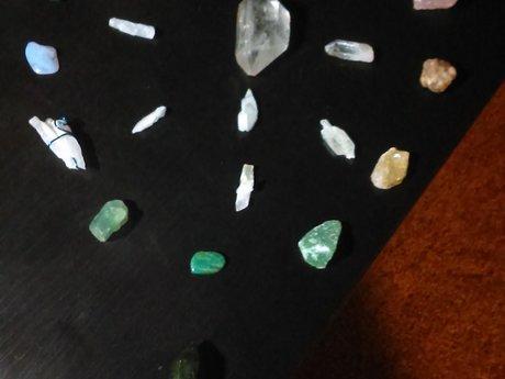 Identify Crystals/Stones