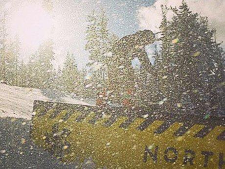 Snowboard tuning