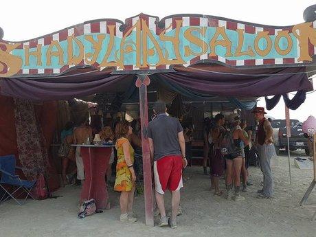 Burning Man Camp Design Help