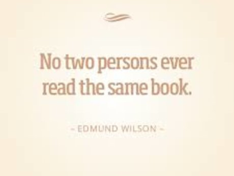 Random Book Quote