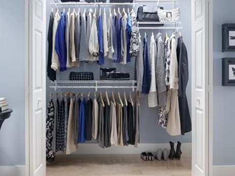 Wardrobe Spring Cleaning
