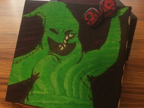 Small Oogie Boogie Box