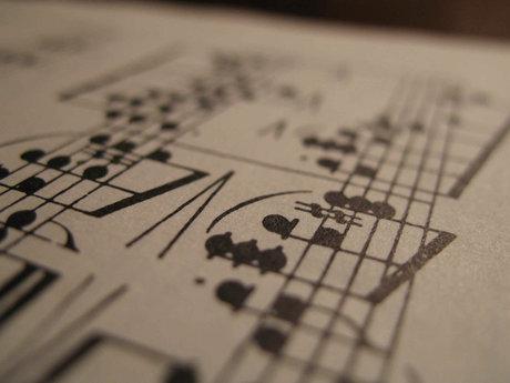 Sheet Music Proofreading