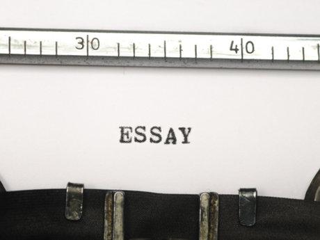 Essay Writing!