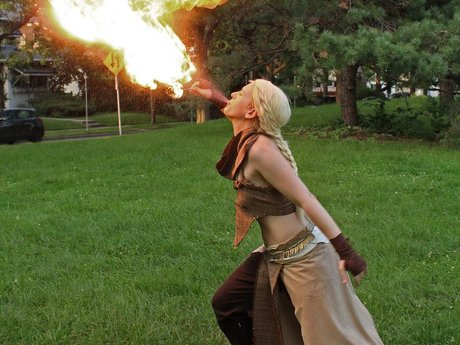 Fire Breathing Lesson